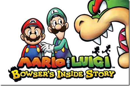mario and luigi bowsers inside story dsi